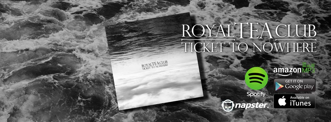 Royal Tea Club EP 2014 Cover Artwork
